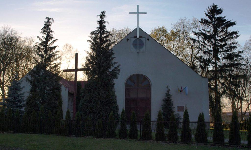 Kościół w Bukowie